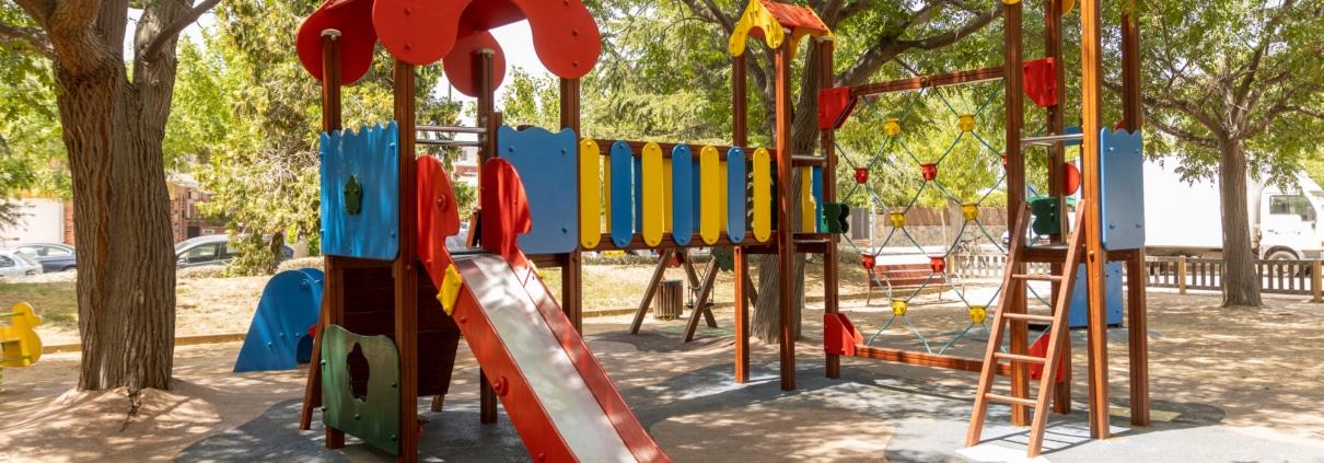 tag parc infantil